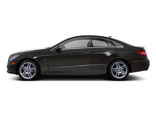 designo Graphite Metallic 2012 Mercedes-Benz E-Class Pictures E-Class Coupe 2D E550 photos side view