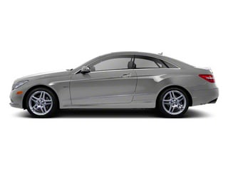 Olivine Grey Metallic 2012 Mercedes-Benz E-Class Pictures E-Class Coupe 2D E550 photos side view