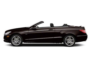 designo Mystic Brown Metallic 2012 Mercedes-Benz E-Class Pictures E-Class Convertible 2D E350 photos side view