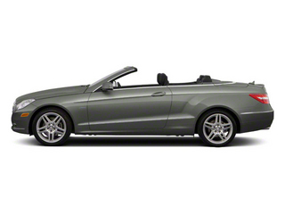 Olivine Grey Metallic 2012 Mercedes-Benz E-Class Pictures E-Class Convertible 2D E350 photos side view