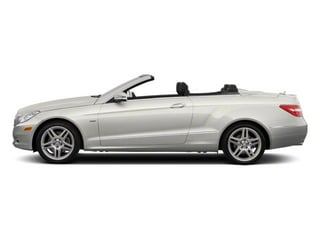 Diamond White Metallic 2012 Mercedes-Benz E-Class Pictures E-Class Convertible 2D E350 photos side view