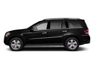 Black 2012 Mercedes-Benz GL-Class Pictures GL-Class Utility 4D GL550 4WD photos side view