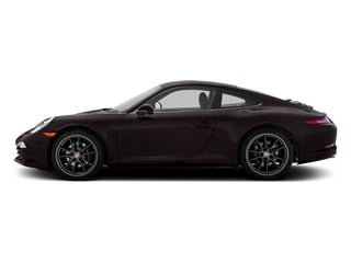 Anthracite Brown Metallic 2012 Porsche 911 Pictures 911 Coupe 2D S photos side view