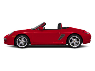 Guards Red 2012 Porsche Boxster Pictures Boxster Roadster 2D photos side view