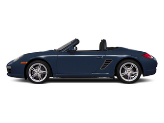 Dark Blue Metallic 2012 Porsche Boxster Pictures Boxster Roadster 2D photos side view