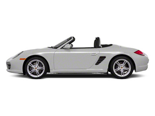 GT Silver Metallic 2012 Porsche Boxster Pictures Boxster Roadster 2D photos side view