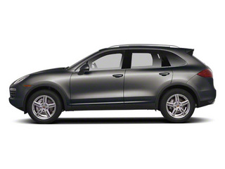 Meteor Gray Metallic 2012 Porsche Cayenne Pictures Cayenne Utility 4D S AWD (V8) photos side view