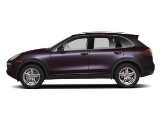Amethyst Metallic 2012 Porsche Cayenne Pictures Cayenne Utility 4D S AWD (V8) photos side view