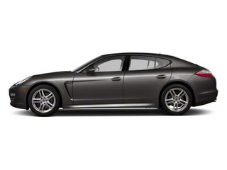 Special Order 2012 Porsche Panamera Pictures Panamera Hatchback 4D Turbo AWD photos side view