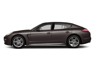 Mahogany Metallic 2012 Porsche Panamera Pictures Panamera Hatchback 4D Turbo AWD photos side view