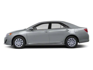 Classic Silver Metallic 2012 Toyota Camry Pictures Camry Sedan 4D LE photos side view