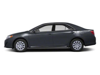 Cosmic Gray Mica 2012 Toyota Camry Pictures Camry Sedan 4D LE photos side view