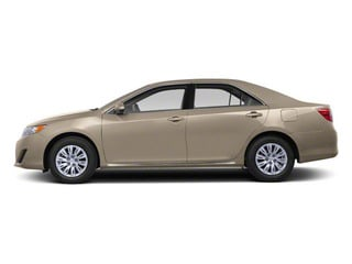 Sandy Beach Metallic 2012 Toyota Camry Pictures Camry Sedan 4D LE photos side view