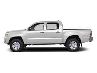 Super White 2012 Toyota Tacoma Pictures Tacoma Base 2WD photos side view