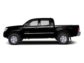 Black 2012 Toyota Tacoma Pictures Tacoma Base 2WD photos side view