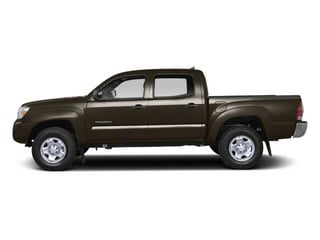 Pyrite Mica 2012 Toyota Tacoma Pictures Tacoma Base 2WD photos side view