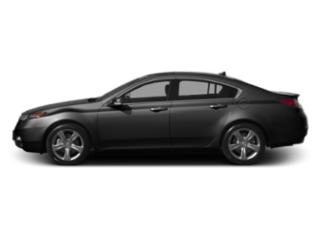 Crystal Black Pearl 2013 Acura TL Pictures TL Sedan 4D Technology AWD V6 photos side view