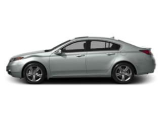 Silver Moon 2013 Acura TL Pictures TL Sedan 4D AWD V6 photos side view