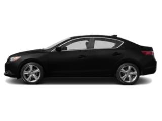 Crystal Black Pearl 2013 Acura ILX Pictures ILX Sedan 4D Technology photos side view