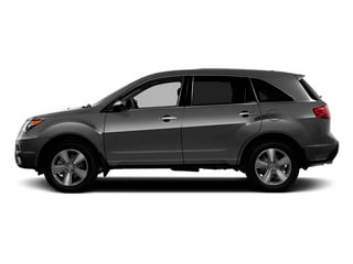 Graphite Luster Metallic 2013 Acura MDX Pictures MDX Utility 4D Technology AWD V6 photos side view