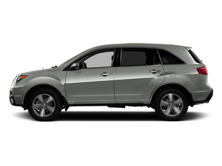Palladium Metallic 2013 Acura MDX Pictures MDX Utility 4D Technology AWD V6 photos side view
