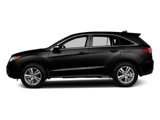 Crystal Black Pearl 2013 Acura RDX Pictures RDX Utility 4D AWD photos side view
