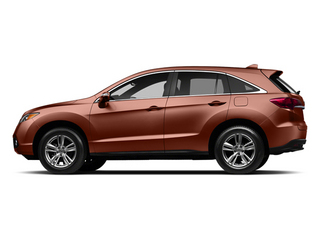 Amber Brownstone 2013 Acura RDX Pictures RDX Utility 4D Technology 2WD photos side view