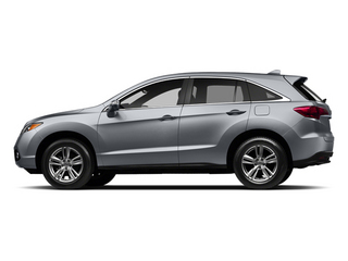 Forged Silver Metallic 2013 Acura RDX Pictures RDX Utility 4D Technology 2WD photos side view