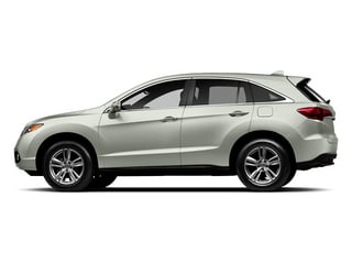 White Diamond Pearl 2013 Acura RDX Pictures RDX Utility 4D Technology 2WD photos side view