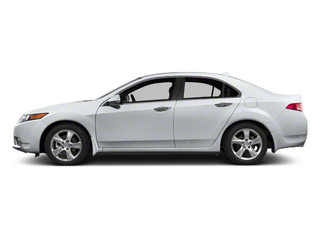 Forged Silver Metallic 2013 Acura TSX Pictures TSX Sedan 4D Technology I4 photos side view