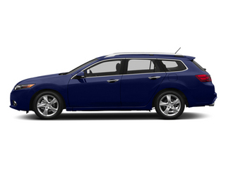 Vortex Blue Pearl 2013 Acura TSX Sport Wagon Pictures TSX Sport Wagon 4D Technology I4 photos side view