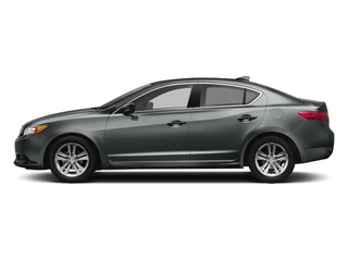 Polished Metal Metallic 2013 Acura ILX Pictures ILX Sedan 4D photos side view
