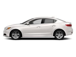 Bellanova White Pearl 2013 Acura ILX Pictures ILX Sedan 4D photos side view