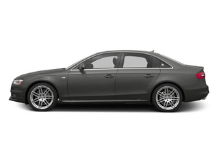 Monsoon Gray Metallic 2013 Audi A4 Pictures A4 Sedan 4D 2.0T Prestige AWD photos side view