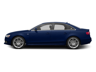 Scuba Blue Metallic 2013 Audi A4 Pictures A4 Sedan 4D 2.0T Prestige AWD photos side view