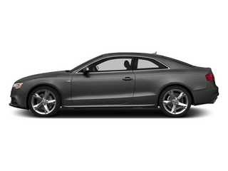 Monsoon Gray Metallic 2013 Audi A5 Pictures A5 Coupe 2D Premium Plus AWD photos side view