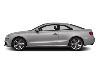 Cuvee Silver Metallic 2013 Audi A5 Pictures A5 Coupe 2D Premium AWD photos side view
