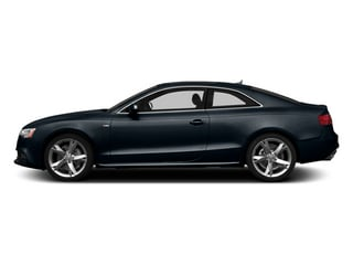 Moonlight Blue Metallic 2013 Audi A5 Pictures A5 Coupe 2D S-Line AWD photos side view