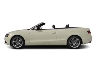 Glacier White Metallic 2013 Audi A5 Pictures A5 Convertible 2D Premium 2WD photos side view