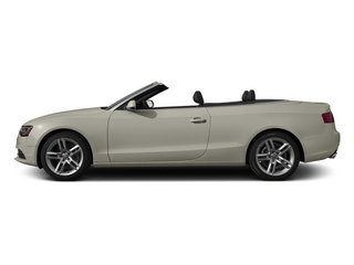 Ice Silver Metallic 2013 Audi A5 Pictures A5 Convertible 2D Premium 2WD photos side view