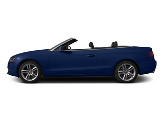 Scuba Blue Metallic 2013 Audi A5 Pictures A5 Convertible 2D Premium Plus 2WD photos side view