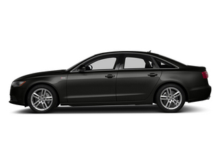 Havanna Black Metallic 2013 Audi A6 Pictures A6 Sedan 4D 2.0T Premium 2WD photos side view