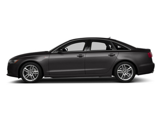 Oolong Gray Metallic 2013 Audi A6 Pictures A6 Sedan 4D 2.0T Premium 2WD photos side view