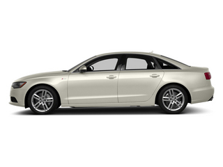 Ice Silver Metallic 2013 Audi A6 Pictures A6 Sedan 4D 2.0T Premium Plus 2WD photos side view