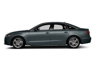 Aviator Blue Metallic 2013 Audi A6 Pictures A6 Sedan 4D 2.0T Premium AWD photos side view