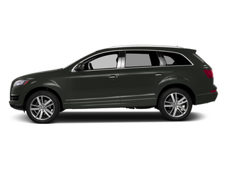 Daytona Gray Pearl Effect 2013 Audi Q7 Pictures Q7 Utility 4D 3.0 TDI Prestige S-Line A photos side view