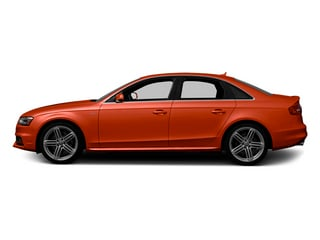 Volcano Red Metallic 2013 Audi S4 Pictures S4 Sedan 4D S4 Prestige AWD photos side view