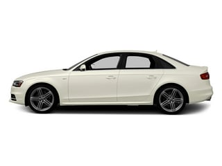 Glacier White Metallic 2013 Audi S4 Pictures S4 Sedan 4D S4 Prestige AWD photos side view