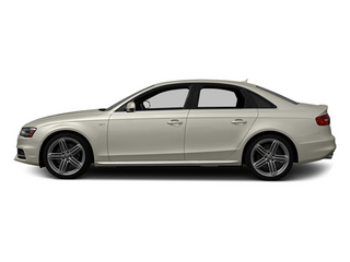 Ice Silver Metallic 2013 Audi S4 Pictures S4 Sedan 4D S4 Prestige AWD photos side view