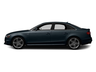 Moonlight Blue Metallic 2013 Audi S4 Pictures S4 Sedan 4D S4 Prestige AWD photos side view